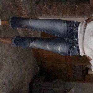 Miss Me Capri Jeans, sz 27
